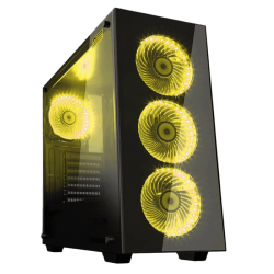 Vỏ Case GAMEMAX W902 Draco New (Mid Tower/Màu Đen)