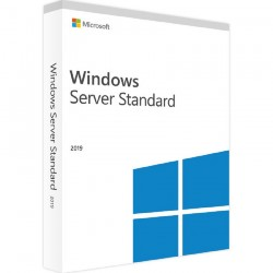 Hệ điều hành Microsoft Windows Server Standard 2019 64Bit English 1pk DSP OEI DVD 16 Core (P73-07788)