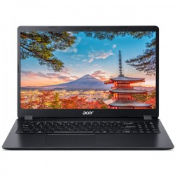 Laptop Acer AS A315-54-34U1 NX.HM2SV.007 đen