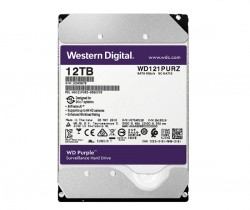 Ổ cứng HDD Western Purple 12Tb 7200rpm 256Mb